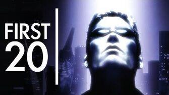Deus Ex - First20 (w Alex & Hayley)