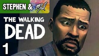 """The Walking Dead 1 - """"The Clumsiest Man"""""""