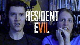 RESIDENT EVIL 7 Demo (with Mal)