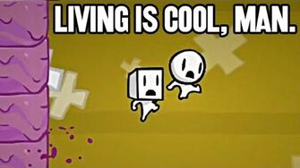 Living is Cool, Man
