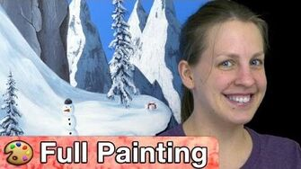 """MOTHER 3 - """"Snowman"""" Painting (Full Version)"""