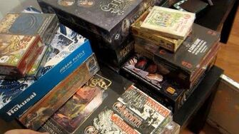 So Many Board Games (Day 2169 - 11 2 15)