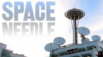 Space Needle (Day 2102 - 8 27 15)