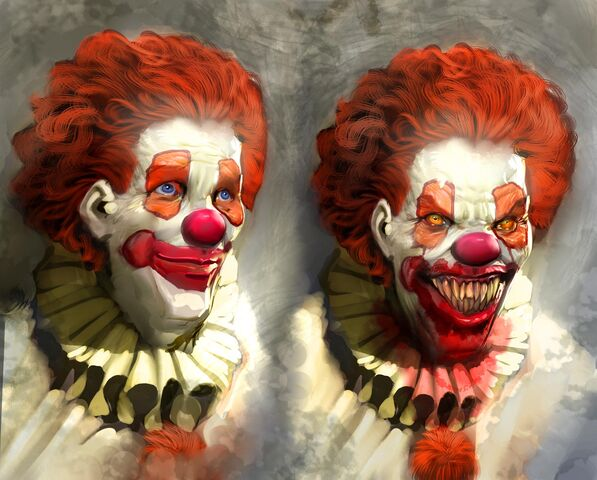 File:Pennywise by nebezial.jpg