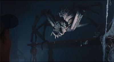 Image - Spider in Pharmacy.jpg | Stephen King's The Mist ... It Stephen King Spider