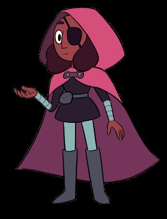 cosplay su Rose quartz