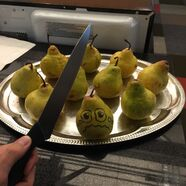 Cry For Help Crying Pear