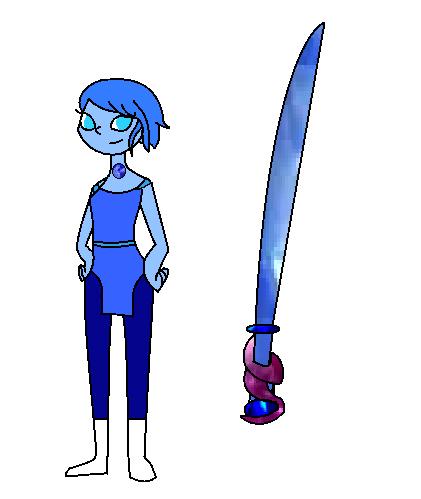 Opal Steven Universe Weapon