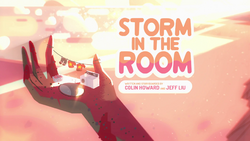 Storm in the Room 000