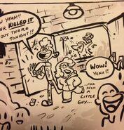 Lars and Sadies comic2