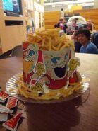 Frybo Celebratory Meal 1