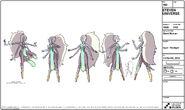 Giant Woman Model Sheet (4)