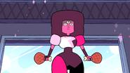 SU - Arcade Mania Garnet Kinda Looks Like She's Dancing Here