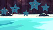SU - Arcade Mania Many Floating Gem Starfish