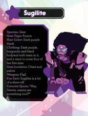 steven universe guide to the crystal gems