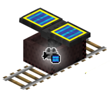 Basic solar engine
