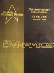 Starfleet dynamics book