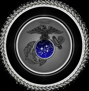 UFMC Seal Black