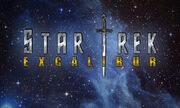 Star Trek Excalibur titles