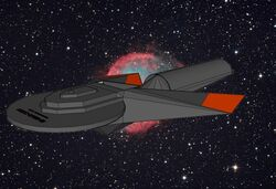 USS Enterprise NCC-1701-G in Space