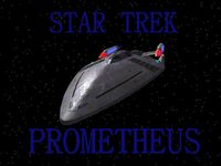 Prometheus title art