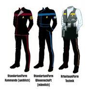 Saipan-Uniform