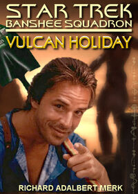 Vulcan Holiday poster