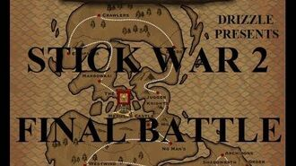 Stick War 2 - Insane level - Final Battle
