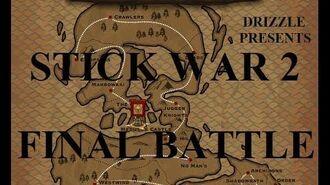 Stick War 2 - Insane level - Final Battle-0