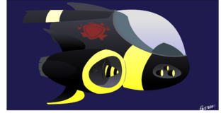 Gantu s ship by epicguitar-d5fh0bw