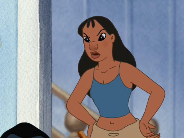 nany nude from lilo and stitch