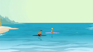 """S1 E8 Fin tells Reef """"Nice wipeout on that roundhouse"""""""