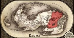 Roshar - Alethkar