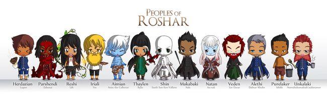 RosharPeoples