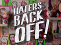Haters Back Off! Portal
