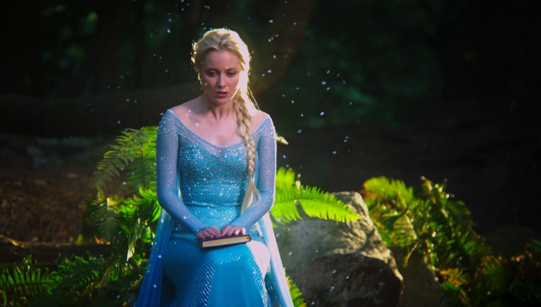 Elsa once upon a time wiki fandom powered by wikia