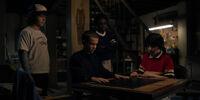 Stranger Things 1x02 – Eleven explaining the Upside Down