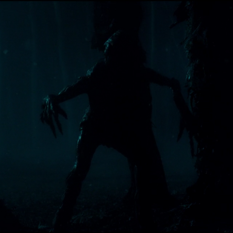The Monster in the Upside Down.