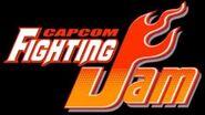 Capcom Fighting Jam (Evolution) - Heat Haze (Instrumental)