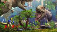 Jurassic Era Research Facility