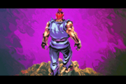 Street-Fighter II Turbo Revival - Akuma's Ending