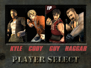 FinalFightStreetWiseCharacterSelect