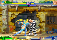 Street Fighter Alpha 3 Arcade