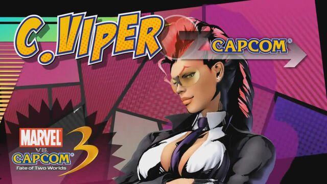 File:Marvel vs Capcom 3 Fate of Two Worlds C. Viper.jpg