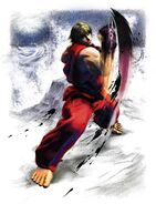 Super Street Fighter IV-KEN