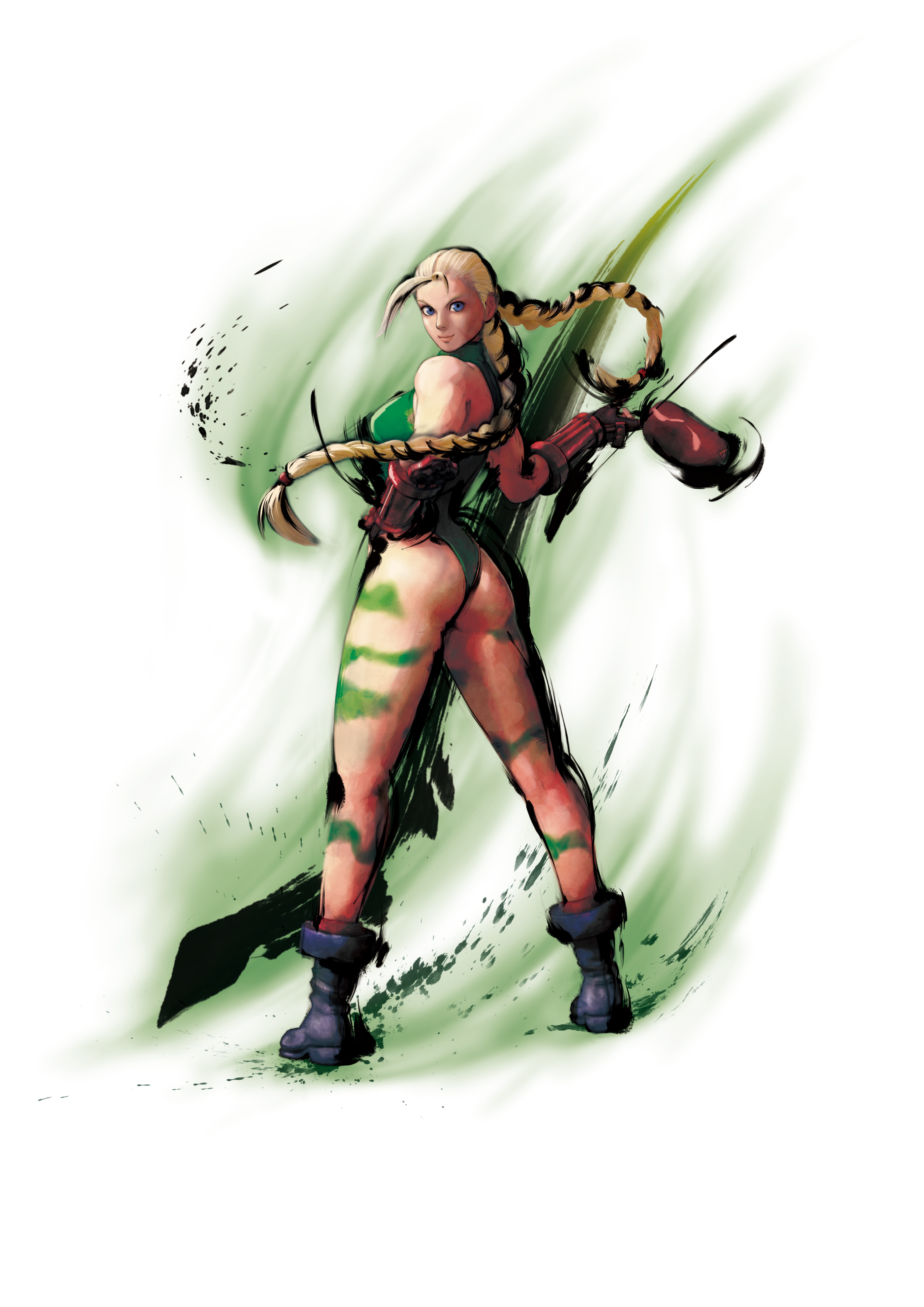 Hentai cammy sf4 adult gallery