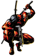 Deadpool MvsC3-FTW
