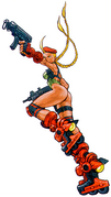 Cammy White (Cannon Spike)