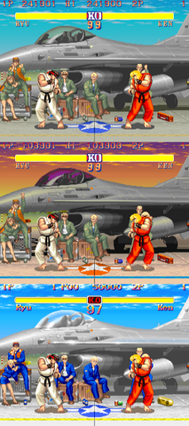 File:Street Fighter II comparison.png