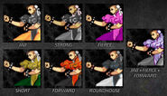 Chun-Li color pack 2